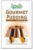 Byodo Bio pudingpor, gluténmentes csokoládés pudingpor 40 g