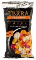 Terra Zöldség Chips Original 110 g