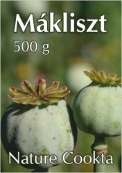 Nature Cookta Mákliszt 500 g