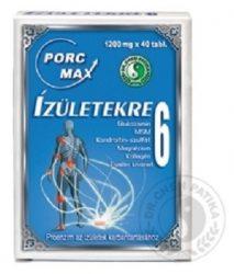 Dr. Chen Porc Max Tabletta 40 db