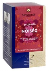 Sonnentor Bio Boldogság - Nőiség - herbál teakeverék - filteres 30,6 g
