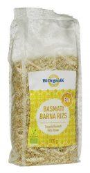 Biorganik Bio barnarizs, basmati barnarizs 500 g