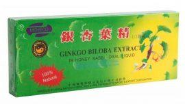 Dr. Chen Ginkgo Biloba Extractum /meheco/ 10 x 10 ml