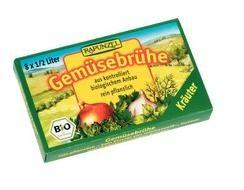 Rapunzel Bio fűszerek, leveskocka zöldségleveskocka, fűszeres 8*10,5 g