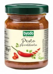 Byodo Bio Pesto Arrabiata 125 g