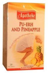 Apotheke Pu-Erh és Ananász Tea 20x1,8 g