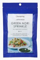 Clearspring Zöld Nori Pehely-Tengerialga 20 g