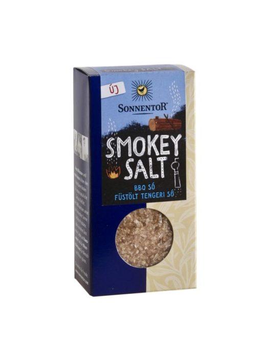Sonnentor Bio Smokey Salt füstölt tengeri BBQ só 150 g