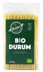 Rédei Bio Tészta Durum Fehér Spagetti 500 g