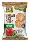 Rice Up Barnarizs Chips Paprikás 60 g