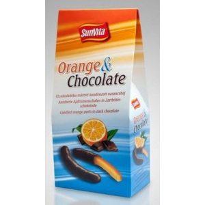Sunvita Étcsokiba Mártott Narancshéj 150 g