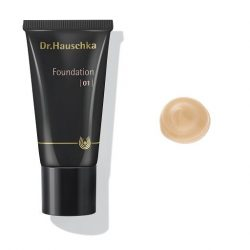 Dr. Hauschka Alapozó 01 makadámia (Foundation 01 macadamia) 30 ml