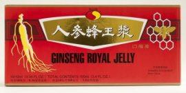 SANJING Ginseng Royal Jelly Ampulla 10x10 ml -- készlet erejéig, a termék lejárati ideje: 2019.12.02.