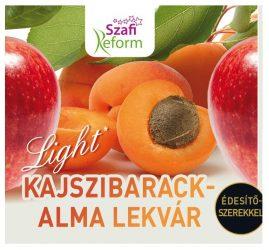 Szafi Reform Kajszibarack-alma Lekvár 350 g
