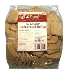 Naturgold Bio tönköly háztartási keksz 200 g