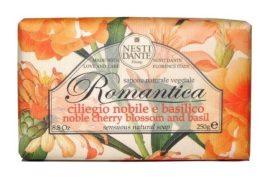 Nesti Dante Romantica cseresznyevirág és bazsalikom szappan 250 g