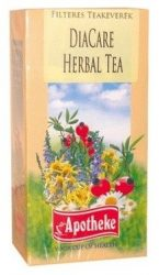Apotheke Diacare Herbal Tea 20x1,5 g