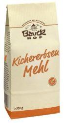 Bauckhof Bio Csicseriborsó liszt, gluténmentes 500 g -- készlet erejéig, a termék lejárati ideje: 2020.02.21.