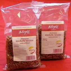 Naturgold Ökológiai tönköly tészta, teljesőrlésű szarvacska, barna 250 g