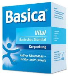 Basica Vital Granulátum 200 g -- NetbioHónap 2020.01.28-ig 10% kedvezménnyel