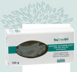 Dr. Müller Teafaolaj natúrszappan 100 g