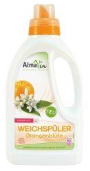 Almawin Öko Textilöblítő koncentrátum narancsvirággal - 30 öblítésre 750 ml