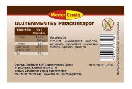 Mester Család Gluténmentes Palacsintapor 200 g