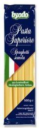 Byodo Bio tészták, Spagetti (Spaghetti) semola 500 g