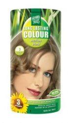 HennaPlus női tartós hajfesték, szőkés árnyalat, középszőke (7) (Long Lasting Colour, Medium Blond)