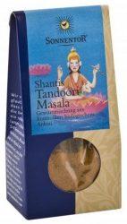 Sonnentor Bio fűszerkeverékek, Shantis Tandoori Masala 32 g