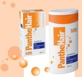 Dr. Müller PantheHair Sampon normál hajra 200 ml