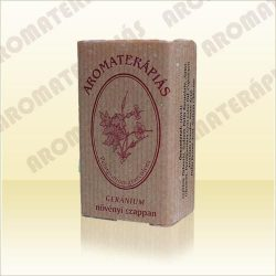 Tulasi Aromaterápiás szappan, geránium 90 g