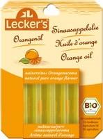 Lecker's Bio 100%-os narancsolaj sütéshez-főzéshez 4*2 ml
