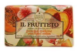 Nesti Dante Il Frutteto barack-dinnye szappan 250 g