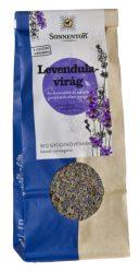 Sonnentor Bio Levendulavirág tea - ömlesztett 70 g