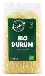 Rédei Bio Tészta Durum Fehér Cérnametélt 500 g