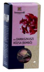 Sonnentor Bio Damaszkuszi rózsabimbó tea - ömlesztett 30 g
