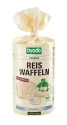 Byodo Bio rizsszelet, rizsszelet tengeri sóval (gluténmentes) 100 g
