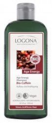 Logona Age Energy Energetizáló sampon koffeinnel és Goji bogyóval 250 ml -- NetbioHónap 2018.05.28-ig 15% kedvezménnyel