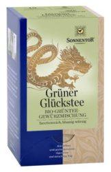 Sonnentor Bio Zöld boldogság tea adagolós 19,8 g