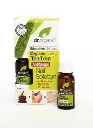 Dr. Organic Bio Teafa körömecsetelő (körömápoló) 10 ml -- NetbioHónap 2019.09.26-ig 10% kedvezménnyel
