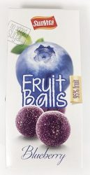 Sunvita Gyümölcsgolyó Kékáfonyás 80 g