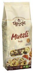 Bauckhof Bio zab müzli bogyós gyümölcsös, gluténmenetes, 425 g