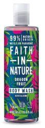 Faith In Nature Tusfürdő Sárkánygyümölcs 400 ml