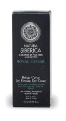 Natura Siberica Royal Caviar Feszesítő szemránckrém - Érett bőrre 15 ml