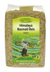 Rapunzel Bio rizs, Himalaya basmati rizs, natúr 500 g