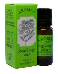 Aromax illóolaj, Szegfűszeg illóolaj (Eugenia caryophyllata) 10 ml