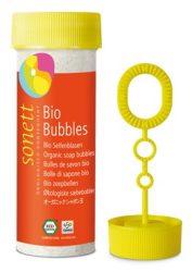 Sonett Bio szappanbuborék fújó 45 ml