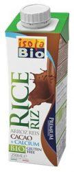 Isola Bio Rizsital Kakaó-Kálcium 250 ml