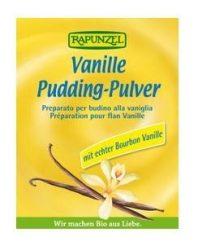 Rapunzel Bio pudingpor, vaníliás pudingpor 40 g